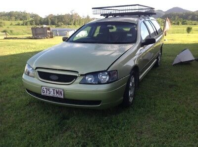Ford falcon wagon awesome backpacker wagon