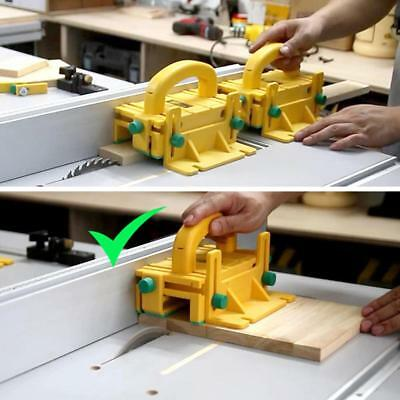 3D Safety Push Block Woodworking Pusher For Table Saw Router Table Band Jointer