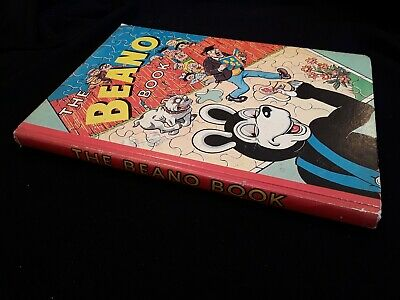 Lovely Condition 1960 Beano Book