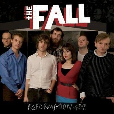 The Fall Reformation Post T.L.C. CD NEW SEALED Enhanced