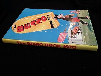 Lovely Condition 1970 Beano Book