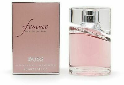 Hugo Boss Femme 75 ml EDP Eau de Parfum Spray Originalverpackt!!