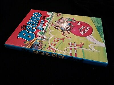 Lovely Condition 1978 Beano Book