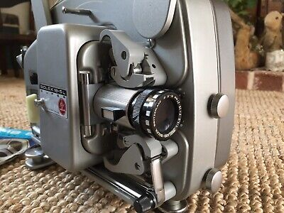 Bolex 18-5L Super 8mm Projector Fully Working Excellent Condition