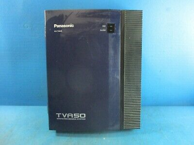 Panasonic KX-TVA50 Voice Processing System Control Unit - USED