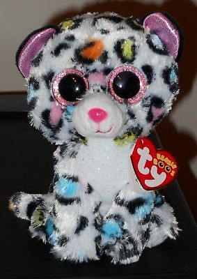 4e6a5b0adce TY Beanie Boo - TILLEY the Leopard - Claire s Exclusive ~ MINT with MINT  TAGS