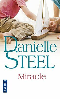 Miracle by Steel, Danielle Book The Cheap Fast Free Post