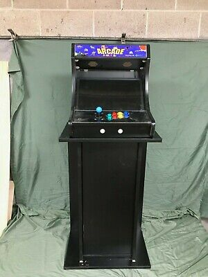Extra Wide Bartop Arcade Cabinet Deluxe Kit with stand.