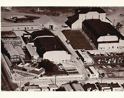 1950 Aerial View of Prospect/ABC Studios, Los Angeles - Prospect & Talmadge St.