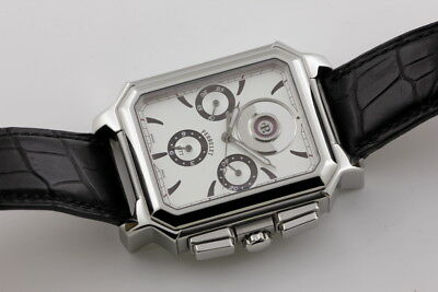 PERRELET RECTANGLE ROYALE AUTOMATIC CHRONOGRAPH (MODEL REF: No.023),MINT & BOXED