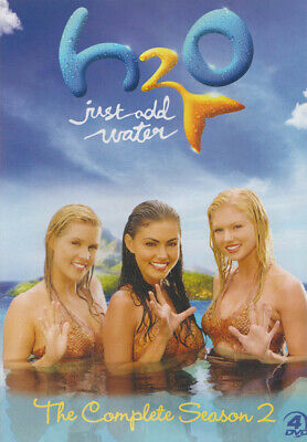 H2O : Just Add Water - The Complete Season 2 (Dvd)
