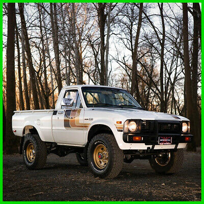 Admirable 1981 Toyota Tacoma 4X4 39 101 00 Picclick Pabps2019 Chair Design Images Pabps2019Com