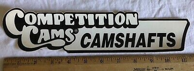Competition Cams Camshafts Decal Bumper Sticker NHRA Drag Racing Hot Rod Comp