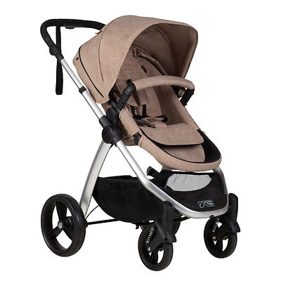 Mountain Buggy 2017 Cosmopolitan Luxury Buggy - Mocha New! Open Box!!