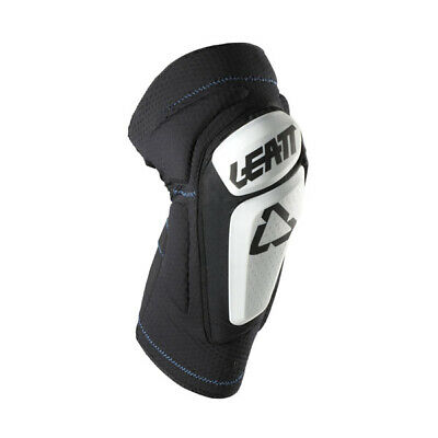 Leatt 3DF 6.0 Knee Guard White/Black SM/MD