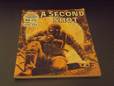 WAR PICTURE LIBRARY NO 642 !,dated 1971 !,GOOD for age,great 48 !YEAR OLD issue.