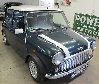 Classic Mini Cooper 1.3i Multi Point Injection Left hand drive !