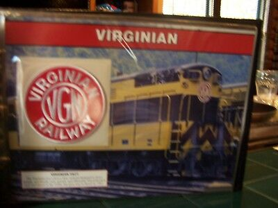 The Great American Railroads Emblem Collection Mint Condition