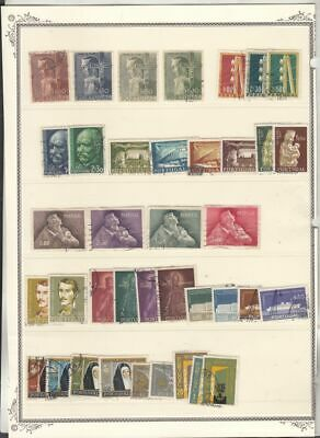 oldhal-Portugal- Lot of 12 better sets from the 1950s- Used