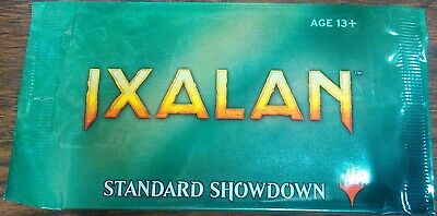 Ixalan Standard Showdown Promo Pack (Sealed)