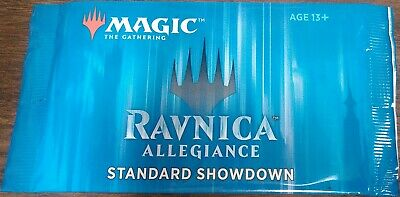 Ravnica Allegiance Standard Showdown Promo Pack (Sealed)