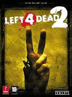 Left 4 Dead 2: Prima's Official Game Guide by Valve Paperback Book The Cheap