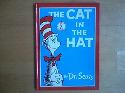 Cat in the Hat HB by Dr. Seuss Book The Cheap Fast Free Post