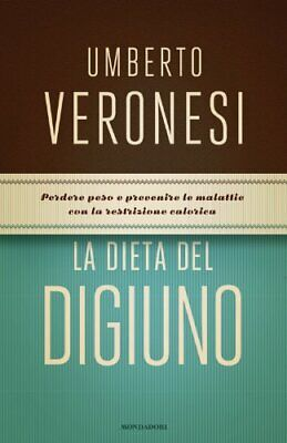 La dieta del digiuno by Veronesi, Umberto Book The Cheap Fast Free Post