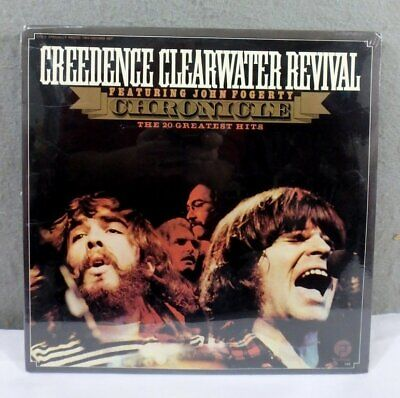"""New Mint Original 1976 Sealed Creedence Clearwater Revival Greatest 12"""" Vinyl Lp"""