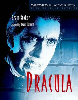 Oxford Playscripts: Dracula by Bram Stoker (English) Paperback Book Free Shippin
