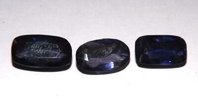 6.70 cts Iolite 100% Natural Untreated Gemstone Lot #fiol44