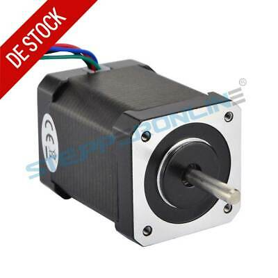 High Torque Nema 17 Stepper Motor 60Ncm 0.64A 60mm 4 Drähte 3D Printer Extruder