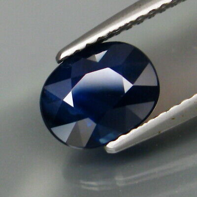 2.04Ct.Ravishing Color! Natural Blue Normal Heated Sapphire Africa