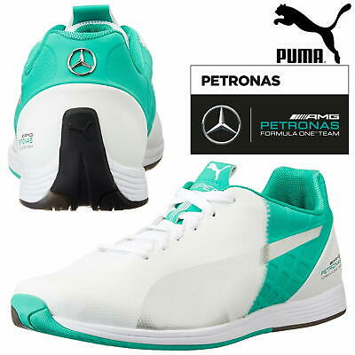 PUMA MERCEDES BENZ AMG Petronas evoSPEED 1.4 Men's Trainers ...
