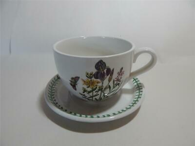 Portmeirion Pottery  Breakfast cup and saucer