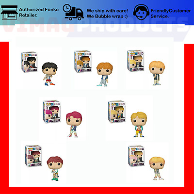Funko Pop! BTS Set of 7 - PRE ORDER