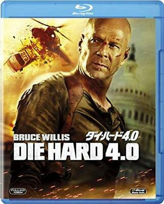 Die Hard 4.0 [Blu-ray] Japanese teaching materials English and Japanese Used