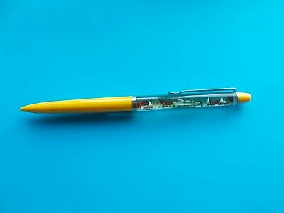 Volendam Holland Floaty Ballpoint Pen Eskesen Made In Danmark