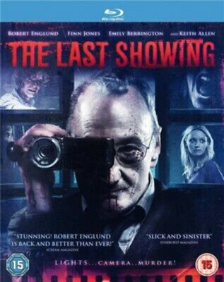 The Last Showing [Blu-ray] [2014]