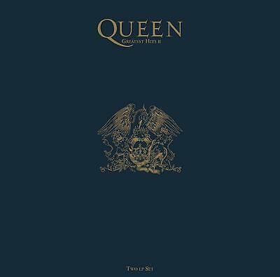 QUEEN GREATEST HITS II DOUBLE VINYL LP ALBUM (Released November 18 2016)