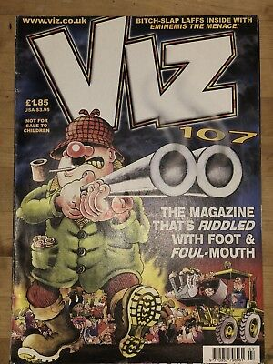 Viz Comic Issue 107