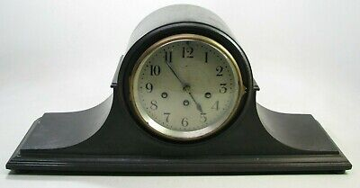 Antique Seth Thomas 113 Mahogany Mantel Shelf Clock