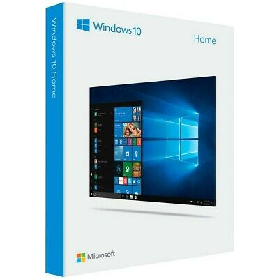 Microsoft Windows 10 Home 32/64 bit Product Key - Works Worldwide