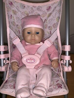 My First Baby Annabell And Stroller Bundle