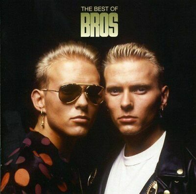 Bros The Best Of Cd (Greatest Hits / Very Best Of)
