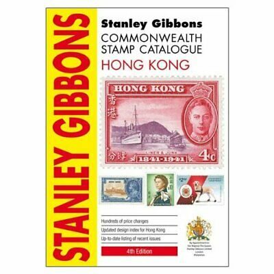 Stanley Gibbons Stamp Catalogue: Hong Kong Book The Cheap Fast Free Post