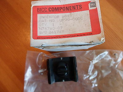 Hydraulic Crimper die Cembre BCC Burndy 70-300mm Indent die  UP70-300C
