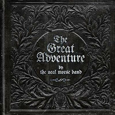 Neal Morse Band-Great Adventure Cd New