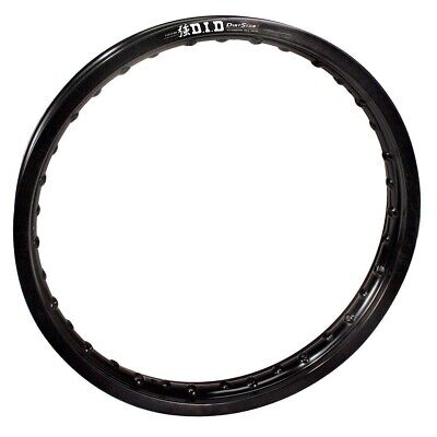 D.I.D DID ST-X REAR Back Rim Wheel 1.85x19 Dirt Star Black 19X185STB01S