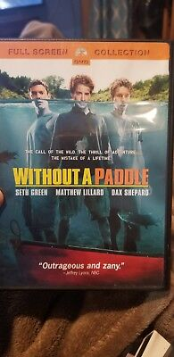 Without A Paddle (DVD, 2005, Full Frame)